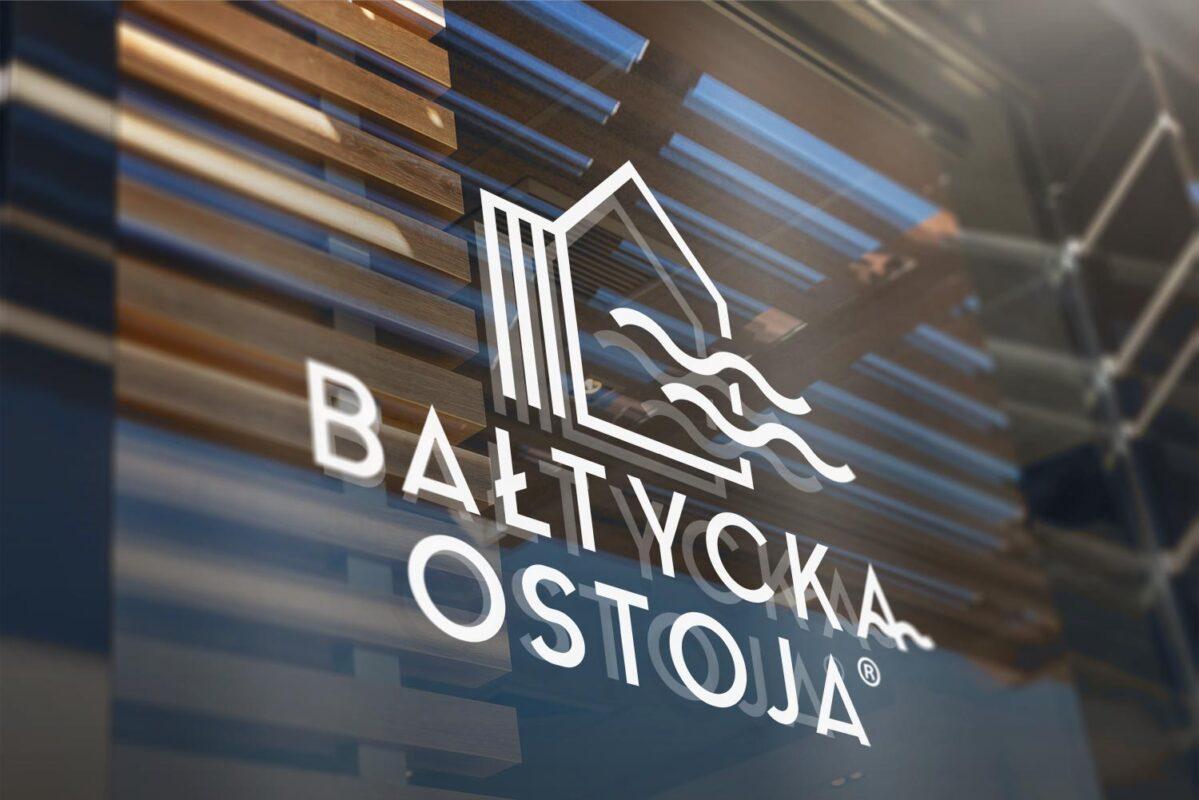 Projekt logo Bałtycka Ostoja