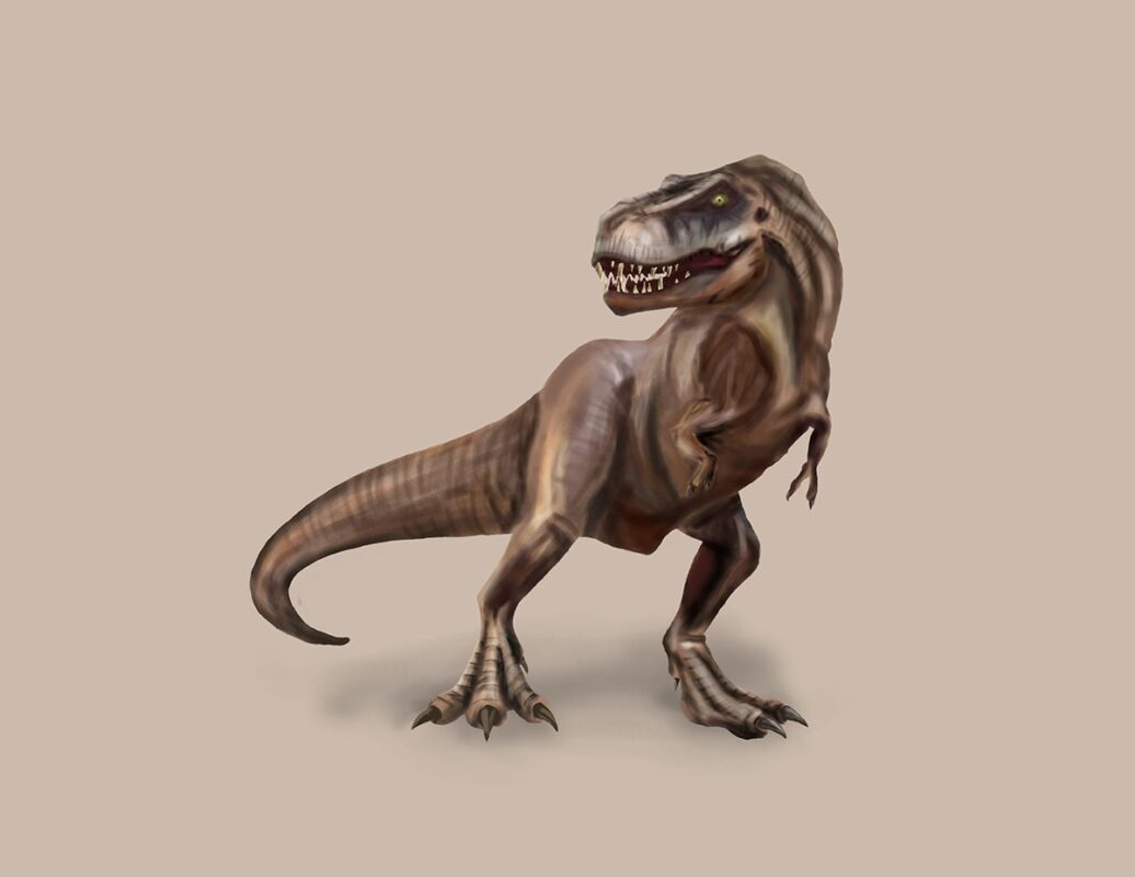Ilustracje dla dzieci: Prehistoria i dinozaury