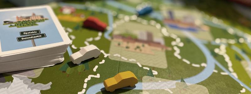 Projekt graficzny gry planszowej