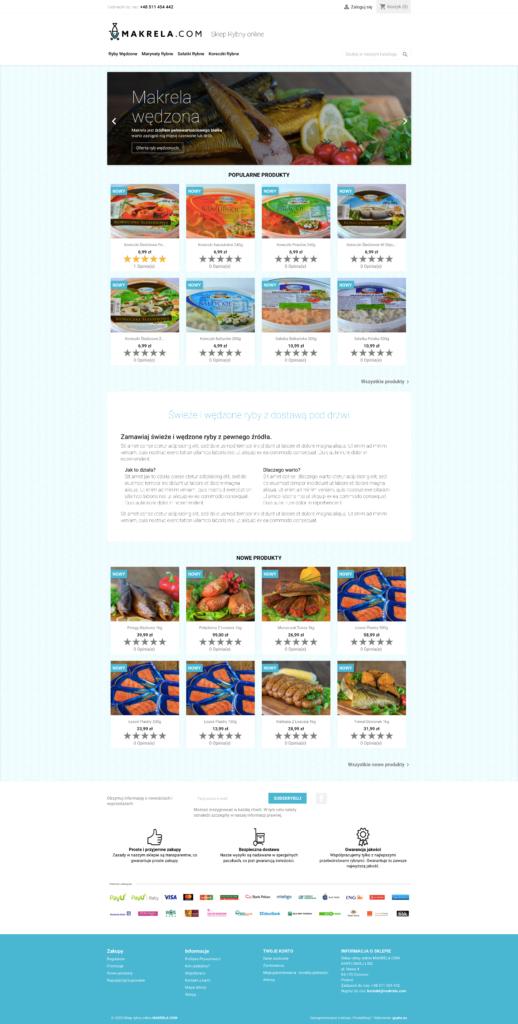 Sklep internetowy makrela.com