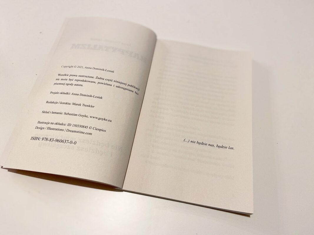 skład książki