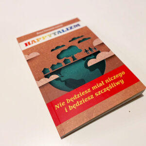Skład książki Happytalizm