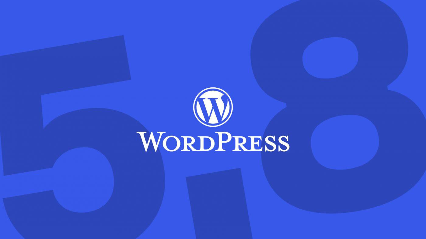 WordPress 5.8 – co nowego?