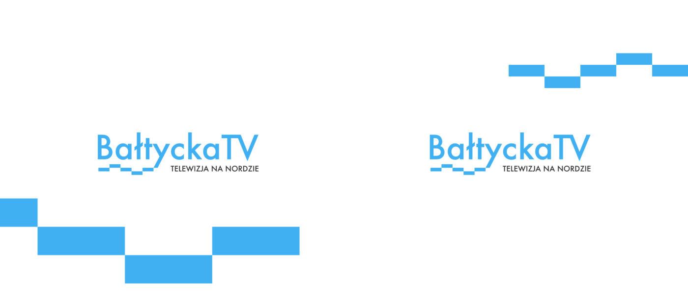 Logo Bałtycka TV