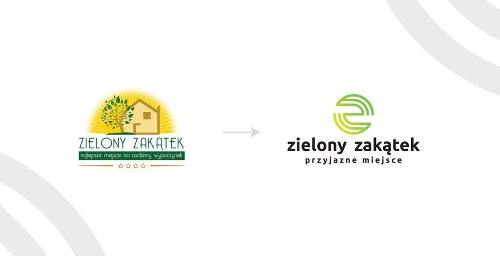 Logo firmy z branży turystycznej